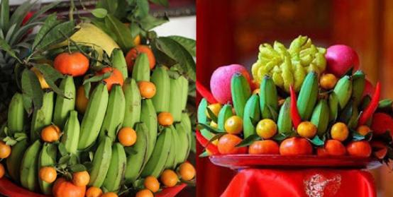 Những loại hoa quả không thể thiếu khi thắp hương cúng Rằm tháng Giêng - Ảnh 2