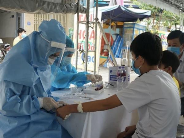 TP.HCM: Gần 33.000 người về từ Đà Nẵng đã có kết quả xét nghiệm - Ảnh 1