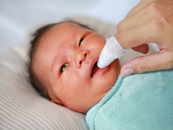 Chăm sóc răng miệng từ trong bụng mẹ