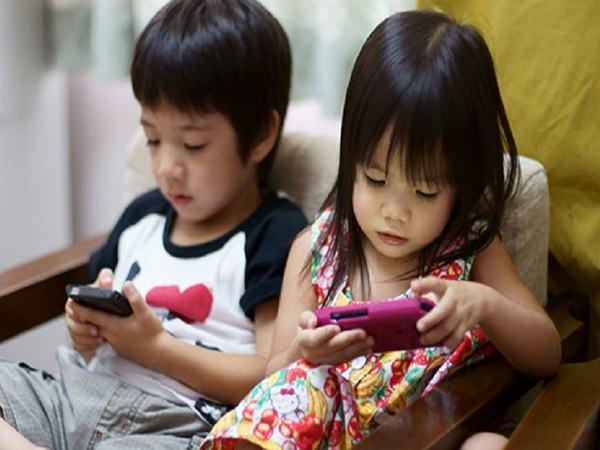 Chuyên gia mách một số giải pháp giúp trẻ em hạn chế sử dụng thiết bị di động