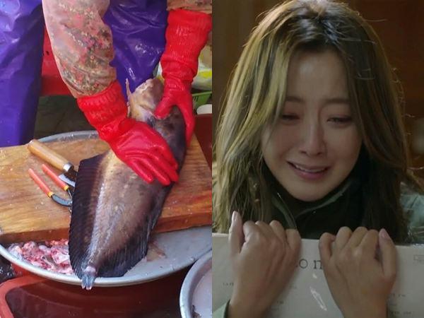 Đang bán cá ngoài chợ, vợ hốt hoảng chạy về nhà khi nghe tin chồng làm điều này