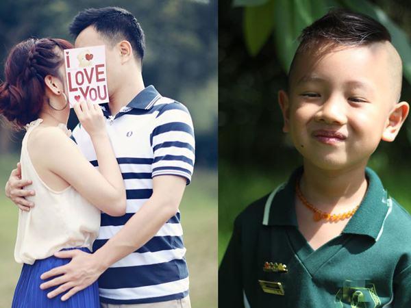"""Đang hôn nhau thì bị con trai 6 tuổi bắt gặp, bố mẹ """"đứng hình"""" khi con tròn mắt nói 1 câu như ông cụ non"""