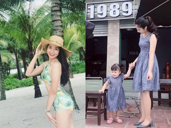 """Đi đẻ """"sốc"""" vì kim cân quay vù vù tăng 25kg, sinh xong mẹ Hà Nội xinh như """"siêu mẫu"""" nhờ bí quyết này"""