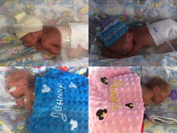 Được chẩn đoán khó có con, người mẹ này bỗng lập kỷ lục không tưởng: Mang thai tư, ca sinh nở chỉ diễn ra trong 4 phút