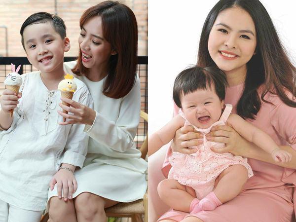 Lần đầu làm mẹ: Thu Trang cắt nhầm vào tay con, Ngọc Lan sai lầm khiến con chậm tăng cân