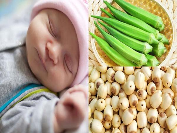 Mẹ cho con bú cật lực ăn các món này, con sơ sinh ngủ xuyên đêm không quấy khóc, lớn nhanh như thổi