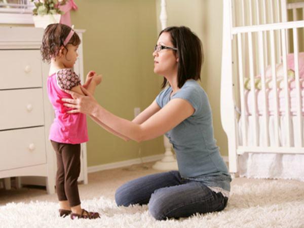 Muốn hạn chế quát mắng con, bố mẹ nên làm những việc này