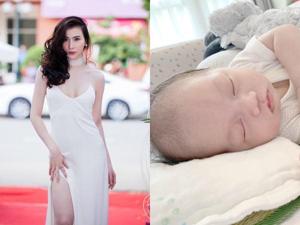 Ngọc Thạch khoe con thứ 2 mới sinh, biểu cảm của bé khiến CĐM thích mê vì quá đáng yêu