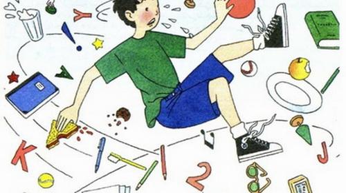 Nhận biết trẻ mắc chứng tăng động giảm chú ý - Ảnh 1