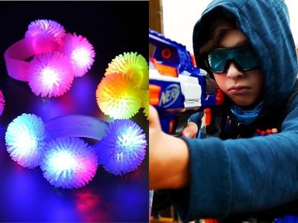 """Những loại đồ chơi """"sát thủ"""", cha mẹ nuông chiều cũng tuyệt đối không mua cho con"""