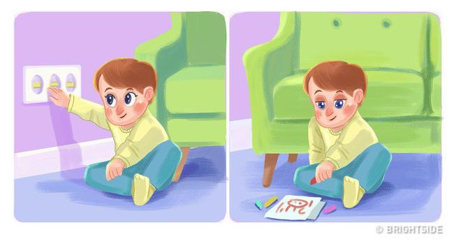 Những mối nguy tiềm ẩn ngay trong nhà có thể đe dọa tính mạng của trẻ cha mẹ chưa chắc đã nhận ra - Ảnh 2