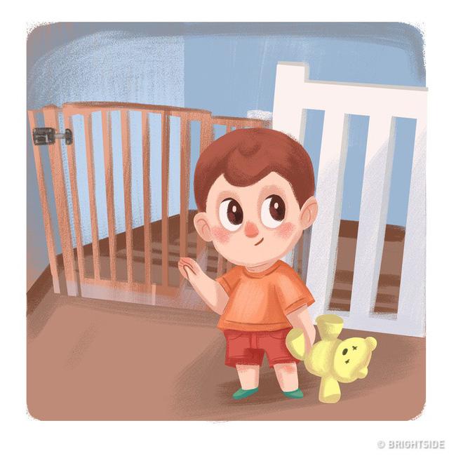 Những mối nguy tiềm ẩn ngay trong nhà có thể đe dọa tính mạng của trẻ cha mẹ chưa chắc đã nhận ra - Ảnh 4
