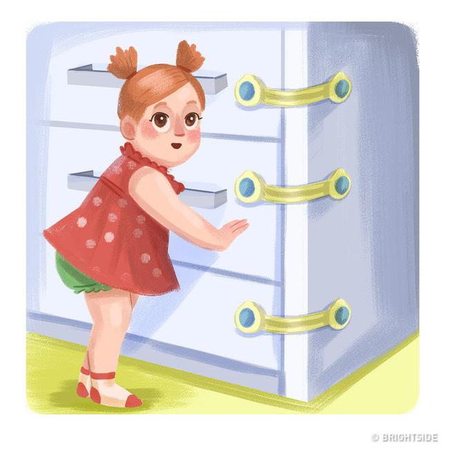 Những mối nguy tiềm ẩn ngay trong nhà có thể đe dọa tính mạng của trẻ cha mẹ chưa chắc đã nhận ra - Ảnh 6