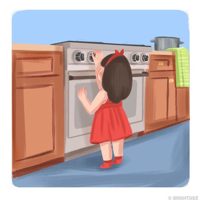 Những mối nguy tiềm ẩn ngay trong nhà có thể đe dọa tính mạng của trẻ cha mẹ chưa chắc đã nhận ra - Ảnh 8