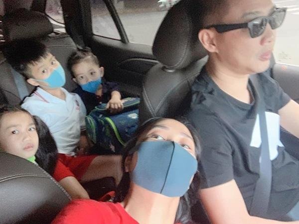 Ốc Thanh Vân chia sẻ 2 quy tắc bất di bất dịch trong việc nuôi dạy con, hội bố mẹ bỉm sữa gật đầu ủng hộ