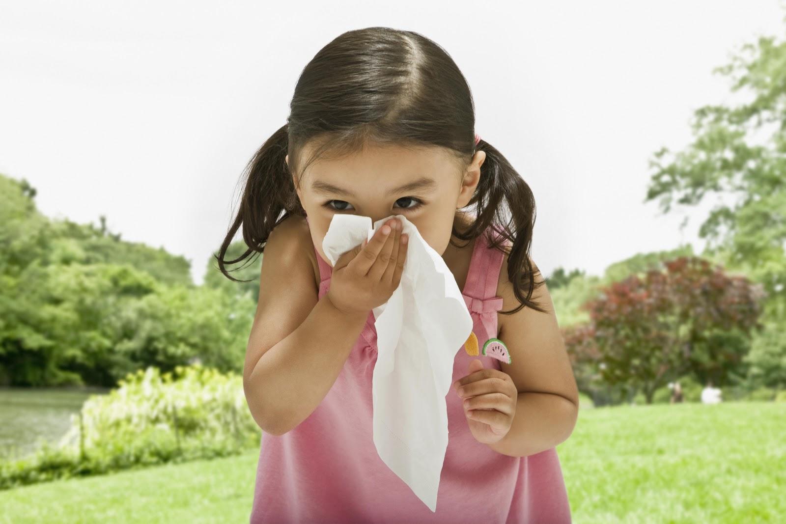Phòng bệnh mùa lạnh cho trẻ