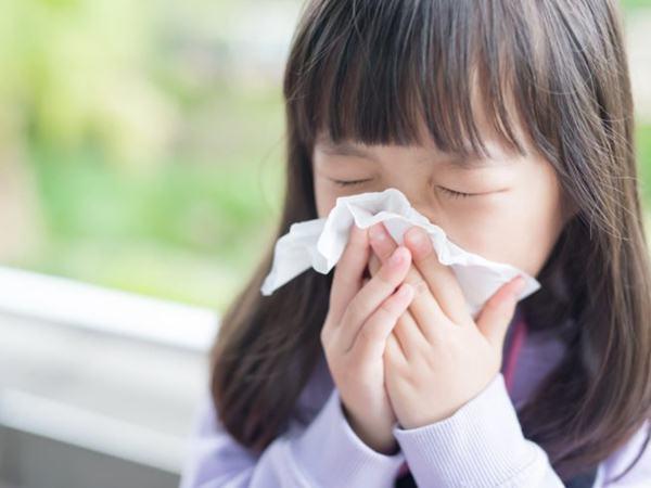 Phòng cúm cho trẻ