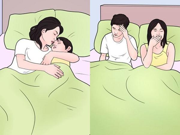 Vì sao các cặp vợ chồng người Nhật thích ngủ riêng?