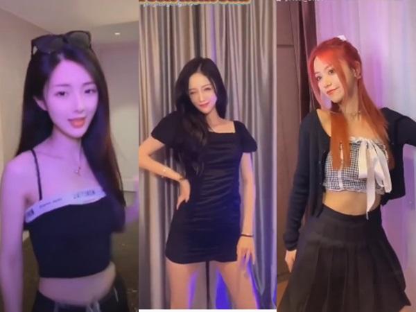 Xuýt xoa với body nóng bỏng mắt của các soái tỷ khi nhảy theo vũ điệu của Jennie và Lisa BLACKPINK