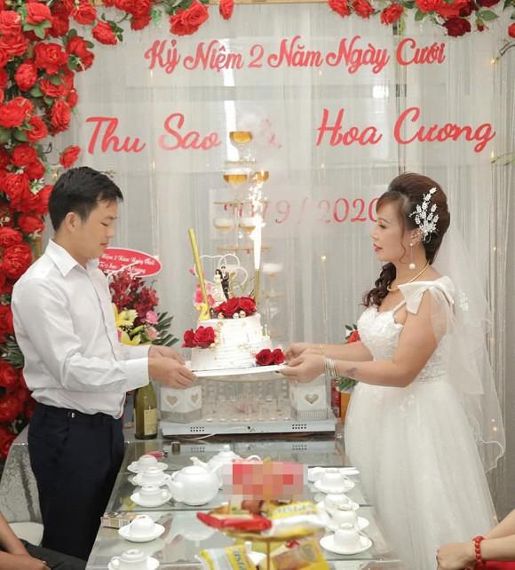 Xôn xao thông tin cô dâu 63 tuổi ở Cao Bằng đích thân sửa lại bản di chúc đã lập sau khi lấy chồng trẻ Hoa Cương, nhiều người tò mò về điều khoản bên trong - Ảnh 1