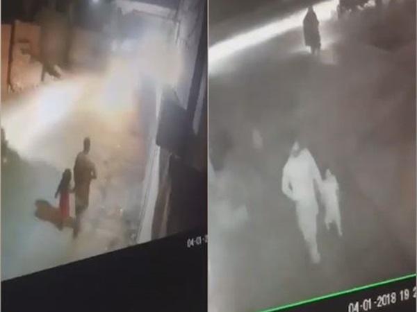 Khoảnh khắc bé gái 8 tuổi bị kẻ lạ dẫn đi trước khi cưỡng hiếp, giết hại