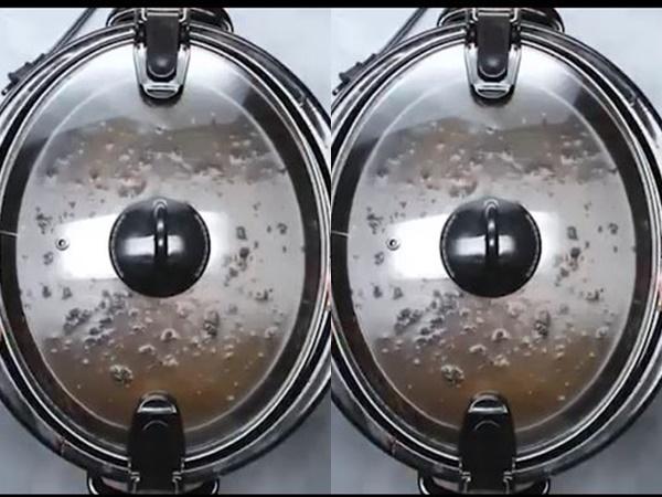 """Đánh bay mảng bám đáy nồi chỉ """"trong 1 nốt nhạc"""" với những nguyên liệu bếp nào cũng có"""