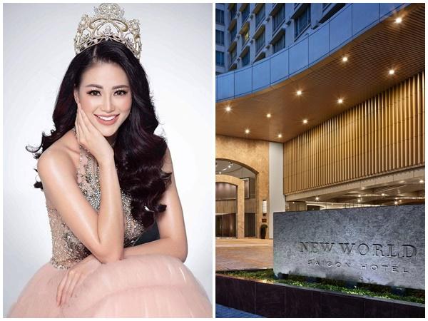 Hoa hậu Phương Khánh và dàn sao Việt đến chúc mừng sinh nhật 25 năm thành lập khách sạn New World Sài Gòn