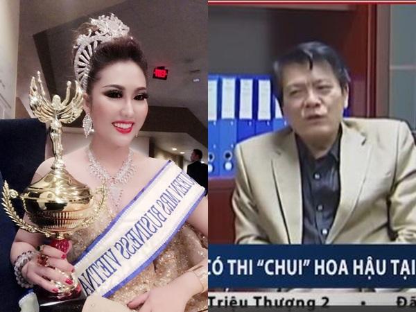 'Người đẹp dao kéo' Phi Thanh Vân thi hoa hậu chui?