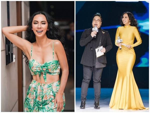 Đảm nhận vai trò MC của VIFW 2019, Huyền Ny có phong cách ăn mặc xuất sắc đến đâu?