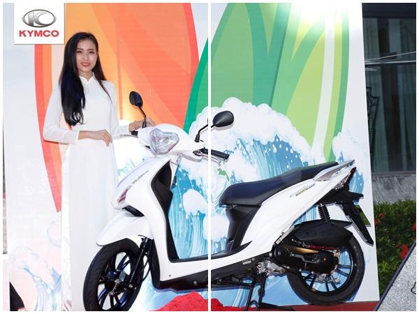 Dòng xe Candy Hermosa 50 bất ngờ xuất hiện, cuốn hút giới trẻ Việt Nam