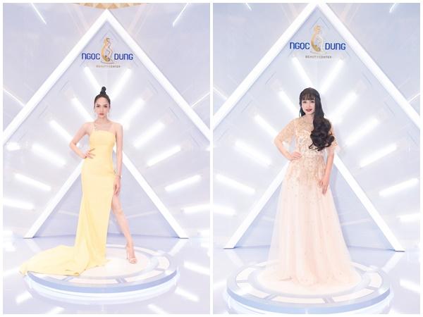Hoa hậu Hương Giang đọ sắc cùng 'người đẹp Tây đô' Việt Trinh, kết quả khiến ai nấy đều bất ngờ