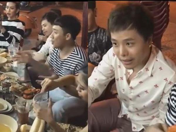 """Trịnh Thăng Bình bị Trấn Thành, Lê Giang và 500 anh em """"chửi"""" hội đồng"""