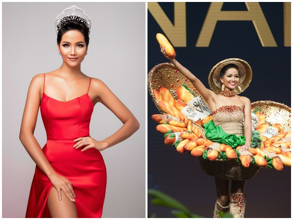 """H'hen Niê đồng hành cùng cuộc thi """"tuyển chọn trang phục dân tộc cho đại diện Việt Nam tại Miss Universe 2019"""""""