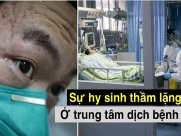 Bác sĩ điều trị COVID-19: Cạo trọc đầu cho khỏi vướng, đeo bỉm để không phải đi vệ sinh