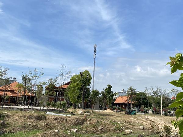 """Bà Rịa - Vũng Tàu: Các công trình xây dựng không phép của Công ty Việt Trung 1 đang """"câu giờ""""?"""