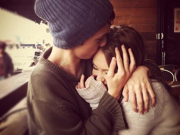 Người con trai có thể dành cho bạn 3 nụ hôn này chính là tình yêu chân thành bạn phải trân trọng cả đời