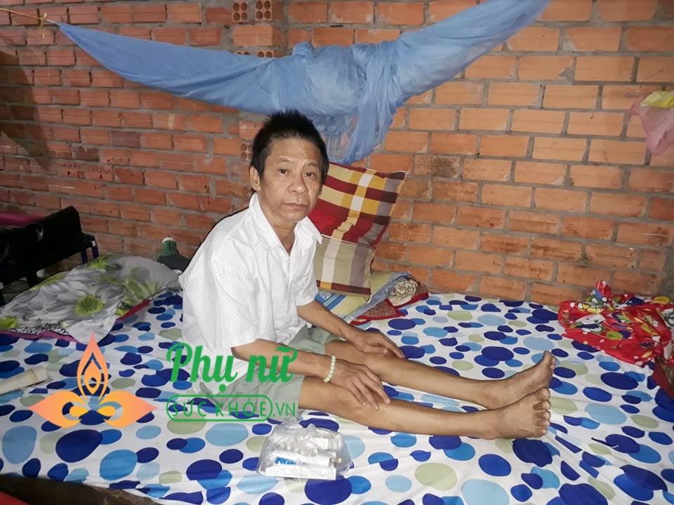 Lời khẩn cầu của người vợ nghèo đi làm giúp việc, xin cộng đồng giúp đỡ để chồng có cơ hội phẫu thuật căn bệnh nguy hiểm - Ảnh 3