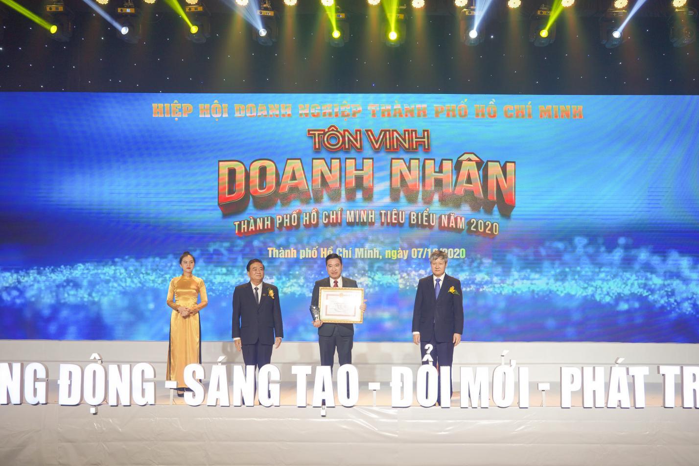 """Tập đoàn Hưng Thịnh """"thắng lớn"""" với hàng loạt giải thưởng  - Ảnh 2"""