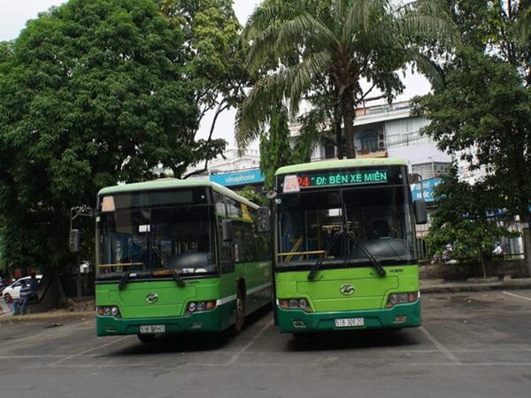 TP.HCM tạm dừng mọi hoạt động xe buýt từ ngày 1/4 để phòng chống dịch Covid-19