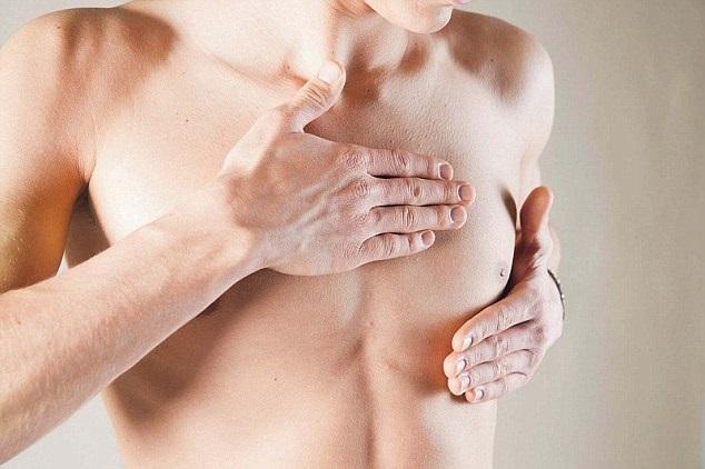 Lần đầu khám ung thư vú của đàn ông: đừng tưởng chỉ phụ nữ mắc bệnh
