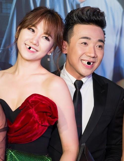 Trai xinh, gái đẹp showbiz Việt sẽ ra sao nếu một ngày bất ngờ… sún răng? - Ảnh 8