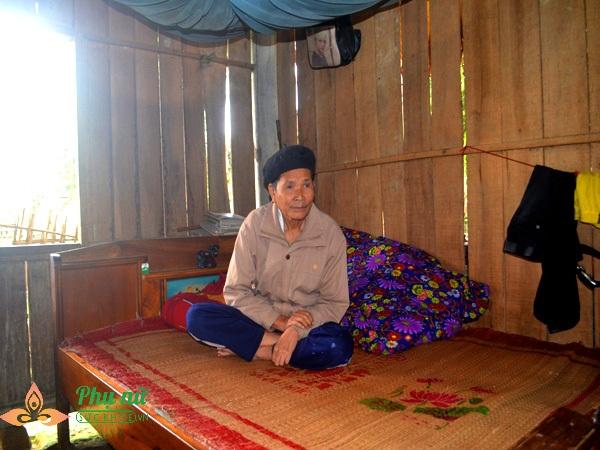 Người phụ nữ kiệt sức vì mất con và phải sống với khối u nặng 4,5kg  - Ảnh 5