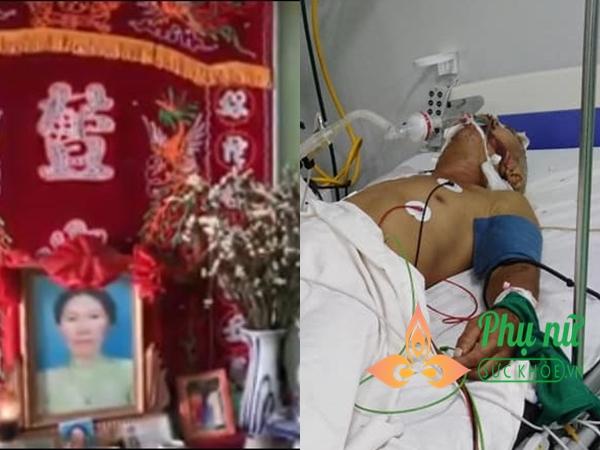 Mẹ mất vì bị ung thư máu, cha bị tai nạn vỡ hộp sọ, 4 anh em khóc ròng xin mọi người giúp đỡ cứu lấy cha