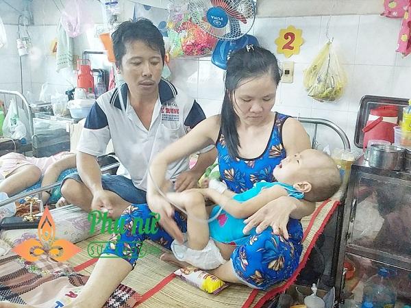 Thương tâm hoàn cảnh ngặt nghèo: Bà bị u phổi, cha bị viêm thận, con gái mắc ung thư thận, cả nhà cay đắng mặc cho số phận