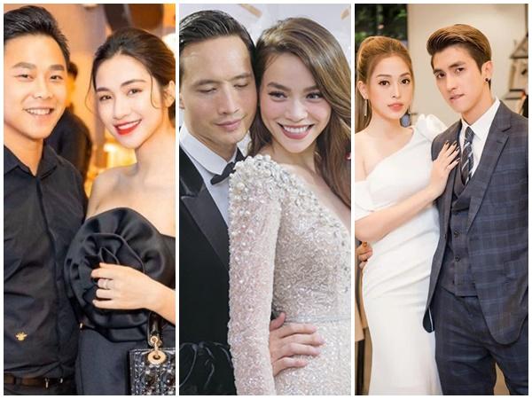 3 cặp sao Việt bị giục cưới trong năm 2021