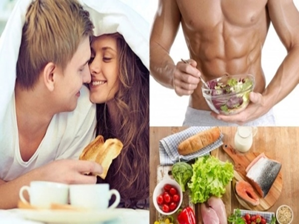 7 loại thực phẩm giúp tăng cường sinh lý cho quý ông