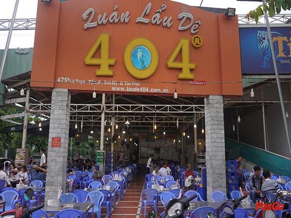TP. HCM: Tìm gấp người từng đến quán Lẩu dê ở quận Tân Phú