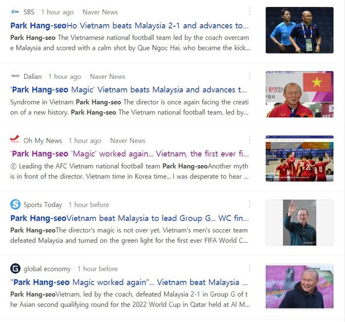 'Ma thuật Park Hang Seo' có gì hot mà khiến báo chí quốc tế tranh nhau 'giải mã' rầm rộ? - Ảnh 2