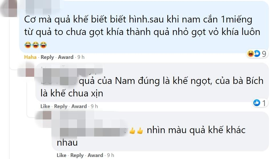 'Hương vị tình thân' lại bị soi sạn: Nam ăn khế chua biết 'biến hình' - Ảnh 10