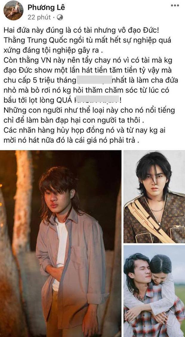 Ở đâu có drama là ở đó xuất hiện Hoa hậu Phương Lê: Hết dạy dỗ Quế Vân lại đòi Phi Nhung trả tiền cho Hồ Văn Cường - Ảnh 5